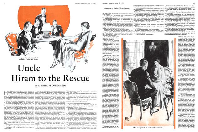Article Preview: Uncle Hiram to the Rescue, JUNE 1 5TH, 1933 1933 | Maclean's