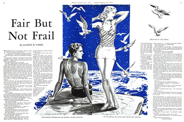 Article Preview: Fair But Not Frail, July 1st 1933 1933 | Maclean's