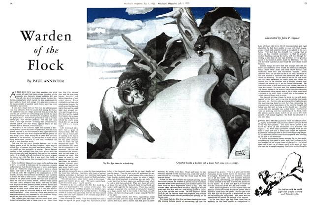 Article Preview: Warden of the Flock, July 1st 1933 1933 | Maclean's