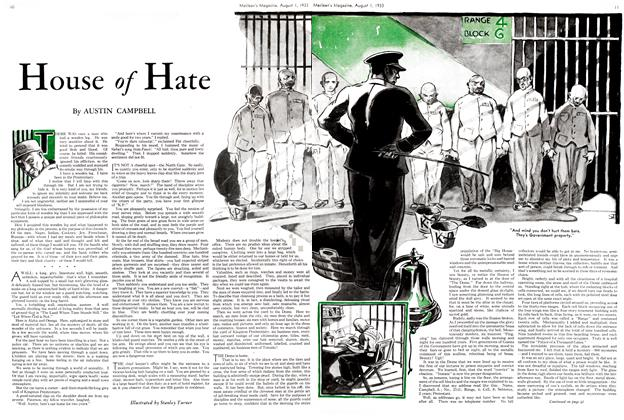 Article Preview: House of Hate, August 1st 1933 1933 | Maclean's