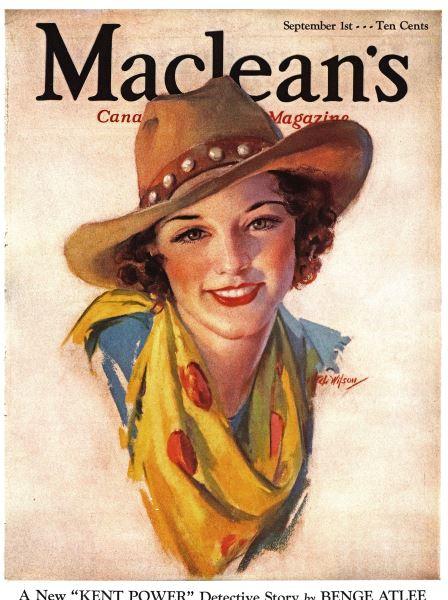 Issue: - September 1933   Maclean's