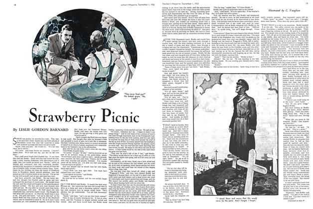 Article Preview: Strawberry Picnic, September 1933 | Maclean's