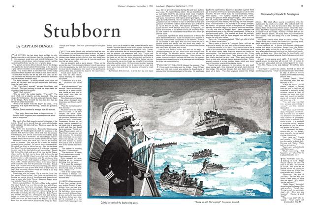 Article Preview: Stubborn, September 1933 | Maclean's