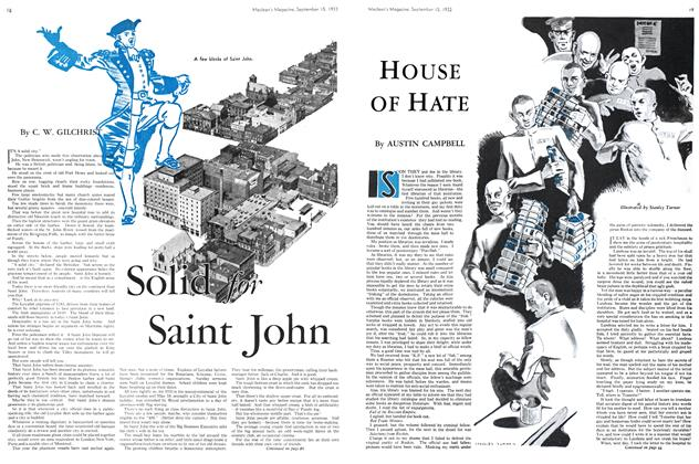 Article Preview: HOUSE OF HATE, September 1933 | Maclean's