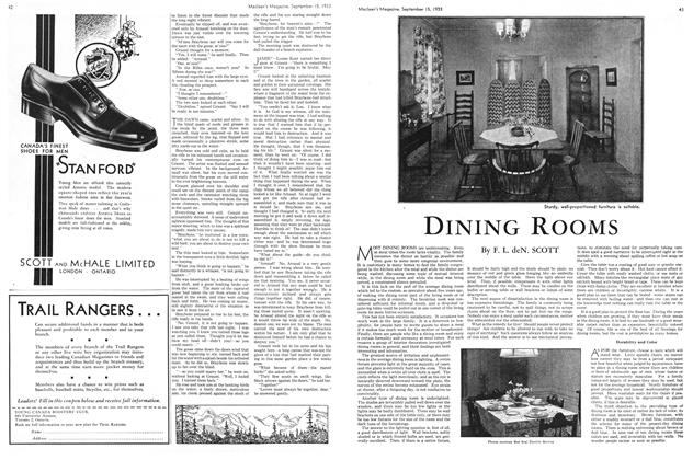 Article Preview: DINING ROOMS, September 1933 | Maclean's