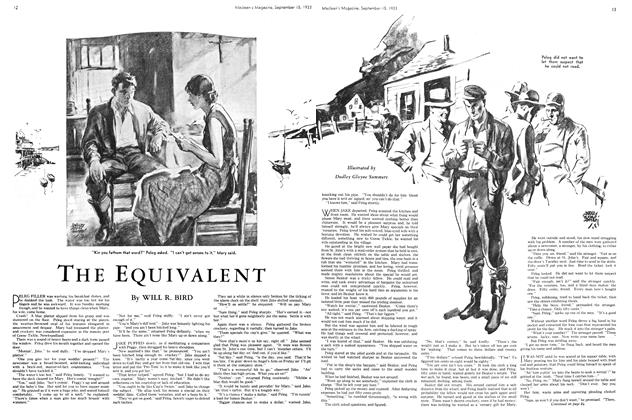 Article Preview: THE EQUIVALENT, September 1933 | Maclean's