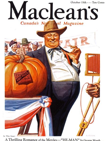 Issue: - October 15th 1933 | Maclean's