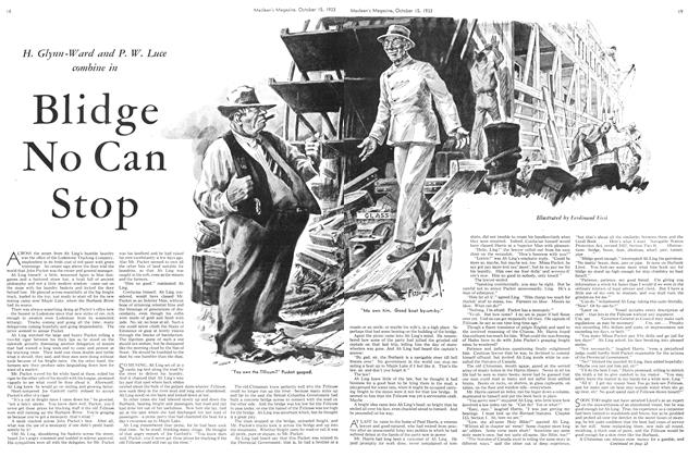Article Preview: Blidge No Can Stop, October 15th 1933 | Maclean's