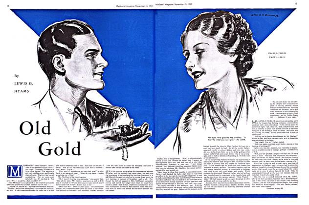 Article Preview: Old Gold, November 1933 | Maclean's