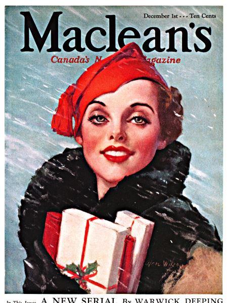 Issue: - December 1933 | Maclean's