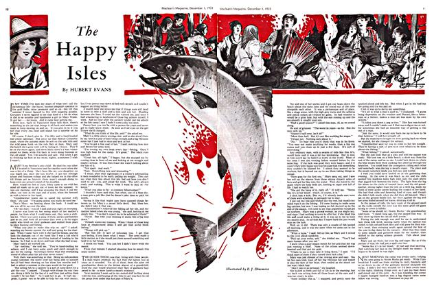 Article Preview: The Happy Isles, December 1933 | Maclean's