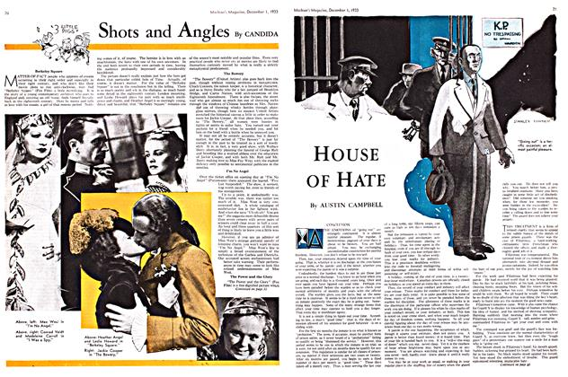 Article Preview: Shots and Angles, December 1933 | Maclean's