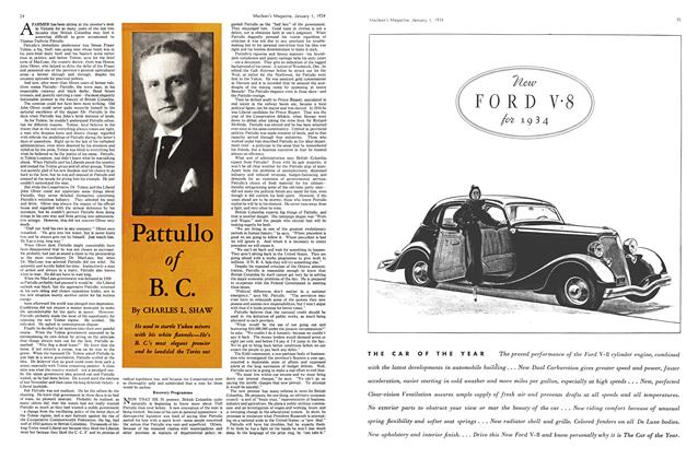 Article Preview: Pattullo of B. C., January 1934 | Maclean's