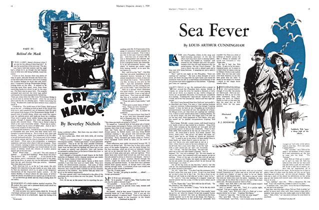 Article Preview: Sea Fever, January 1934 | Maclean's