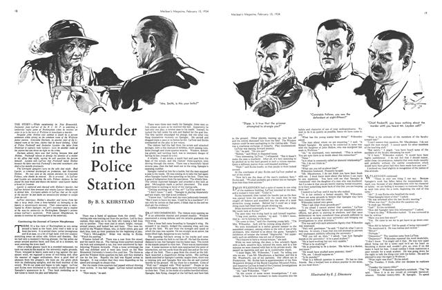 Article Preview: Murder in the Police Station, February 1934 | Maclean's