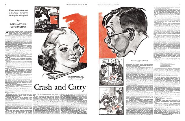Article Preview: Crash and Carry, February 1934 | Maclean's