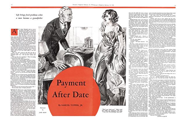 Article Preview: Payment After Date, February 1934 | Maclean's