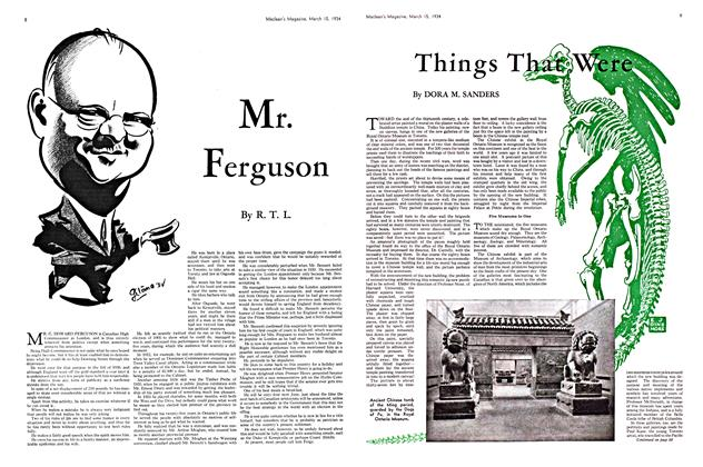 Article Preview: Things That Were, March 15th 1934 1934 | Maclean's