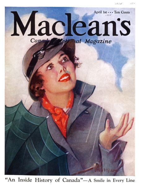 Issue: - April 1934 | Maclean's