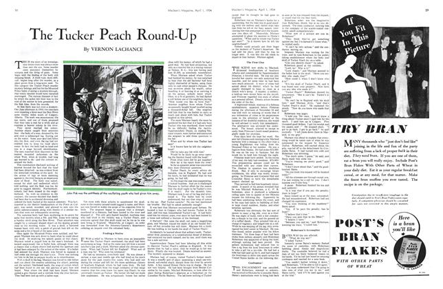 Article Preview: The Tucker Peach Round-Up, April 1934 | Maclean's