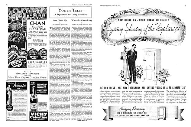 Article Preview: Wanted—A New Party, April 1934 | Maclean's