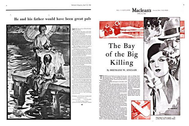 Article Preview: The Bay of the Big Killing, April 1934 | Maclean's