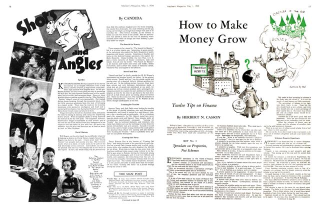 Article Preview: How to Make Money Grow, May 1st 1934 1934 | Maclean's