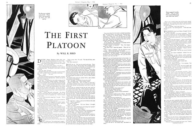 Article Preview: THE FIRST PLATOON, May 1st 1934 1934 | Maclean's