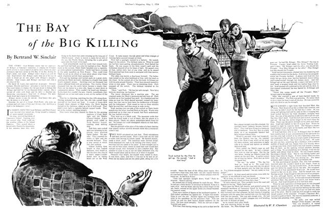 Article Preview: THE BAY of the BIG KILLING, May 1st 1934 1934 | Maclean's