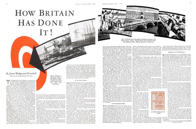 Article Preview: HOW BRAITAIN HAS DONE IT!, May 1st 1934 1934 | Maclean's
