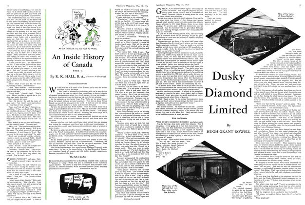 Article Preview: Dusky Diamond Limited, May 15th 1934 1934 | Maclean's