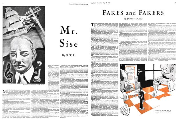 Article Preview: FAKES and FAKERS, May 15th 1934 1934 | Maclean's