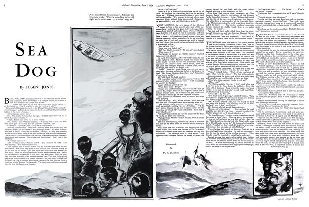 Article Preview: SEA DOG, June 1st 1934 1934 | Maclean's