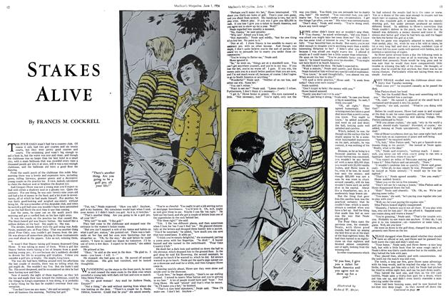 Article Preview: STAKES ALIVE, June 1st 1934 1934 | Maclean's