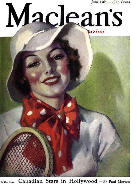 Issue: - June 15th 1934 | Maclean's