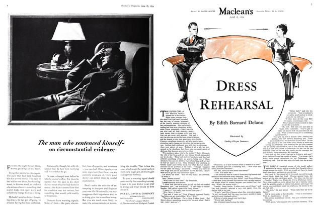 Article Preview: DRESS REHEARSAL, June 15th 1934 1934 | Maclean's