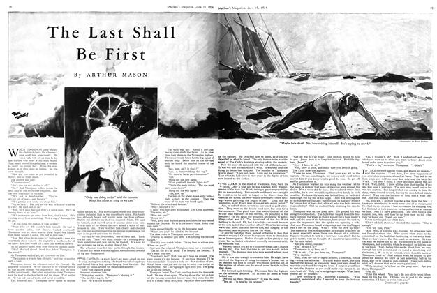 Article Preview: The Last Shall Be First, June 15th 1934 1934 | Maclean's