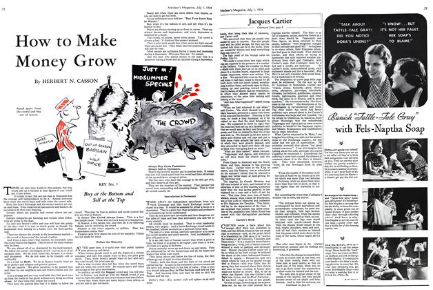 Article Preview: How to Make Money Grow, July 1st 1934 1934 | Maclean's