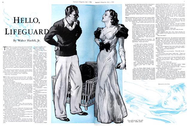 Article Preview: HELLO, LIFEGUARD, July 1st 1934 1934 | Maclean's