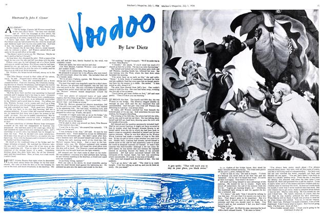 Article Preview: Voodoo, July 1st 1934 1934 | Maclean's