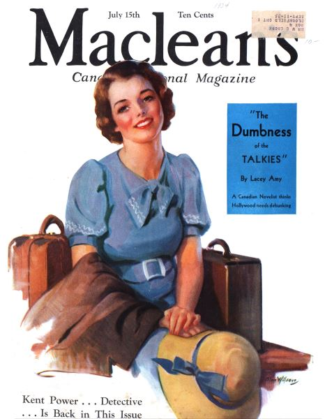 Issue: - July 1934 | Maclean's