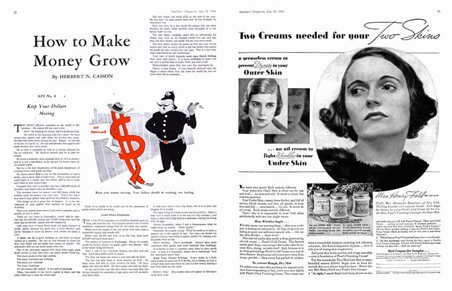 Article Preview: How to Make Money Grow, July 1934 | Maclean's