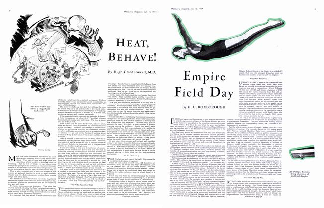 Article Preview: Empire Field Day, July 1934 | Maclean's