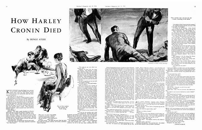 Article Preview: How HARLEY CRONIN DIED, July 1934 | Maclean's