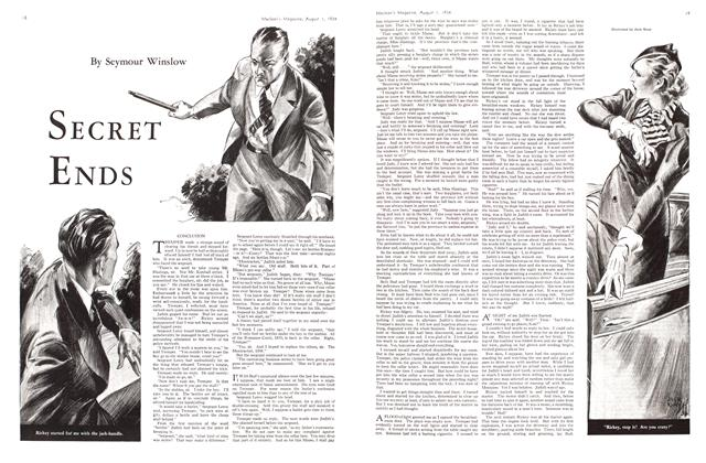 Article Preview: SECRET ENDS, August 1934 | Maclean's