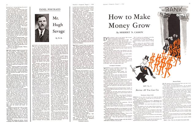 Article Preview: How to Make Money Grow, August 1934 | Maclean's