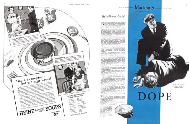Article Preview: DOPE, August 1934 | Maclean's