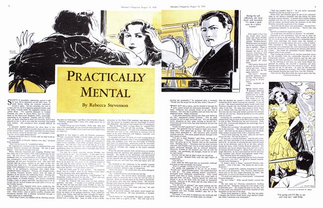 Article Preview: PRACTICALLY MENTAL, August 1934 | Maclean's