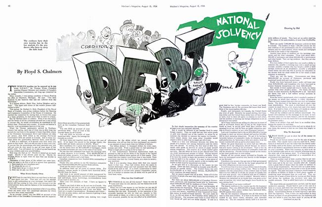 Article Preview: DEBT, August 1934 | Maclean's