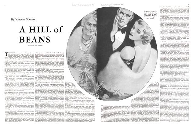 Article Preview: A HILL of BEANS, September 1934 | Maclean's